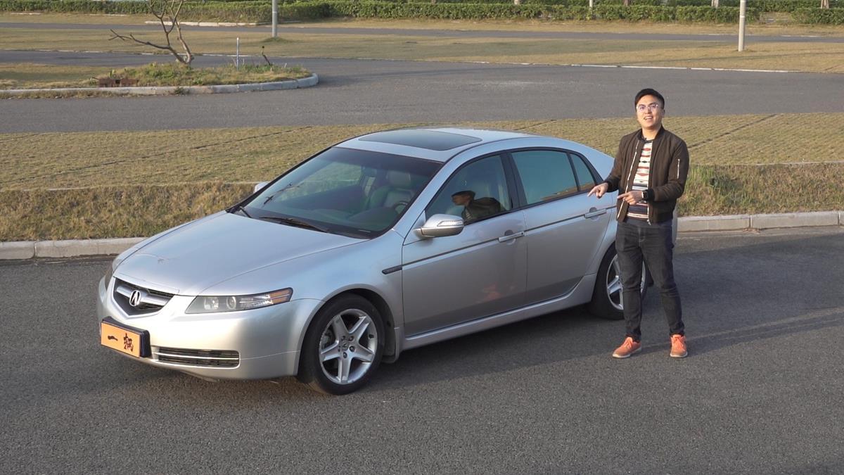 想还原最真实的Acura 这台TL UA6是最入门的选择
