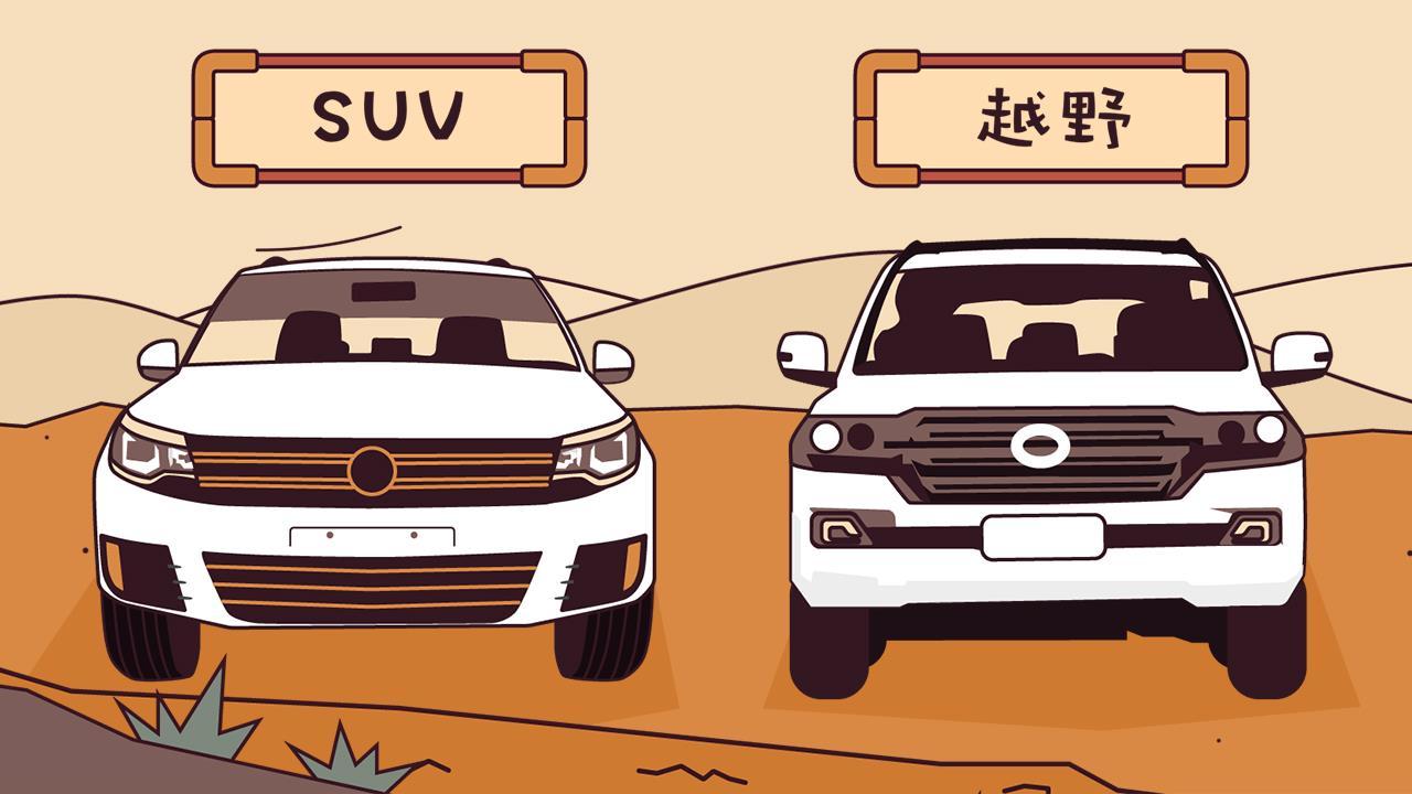 纯电动、混动、燃油SUV的四驱到底有什么区别?