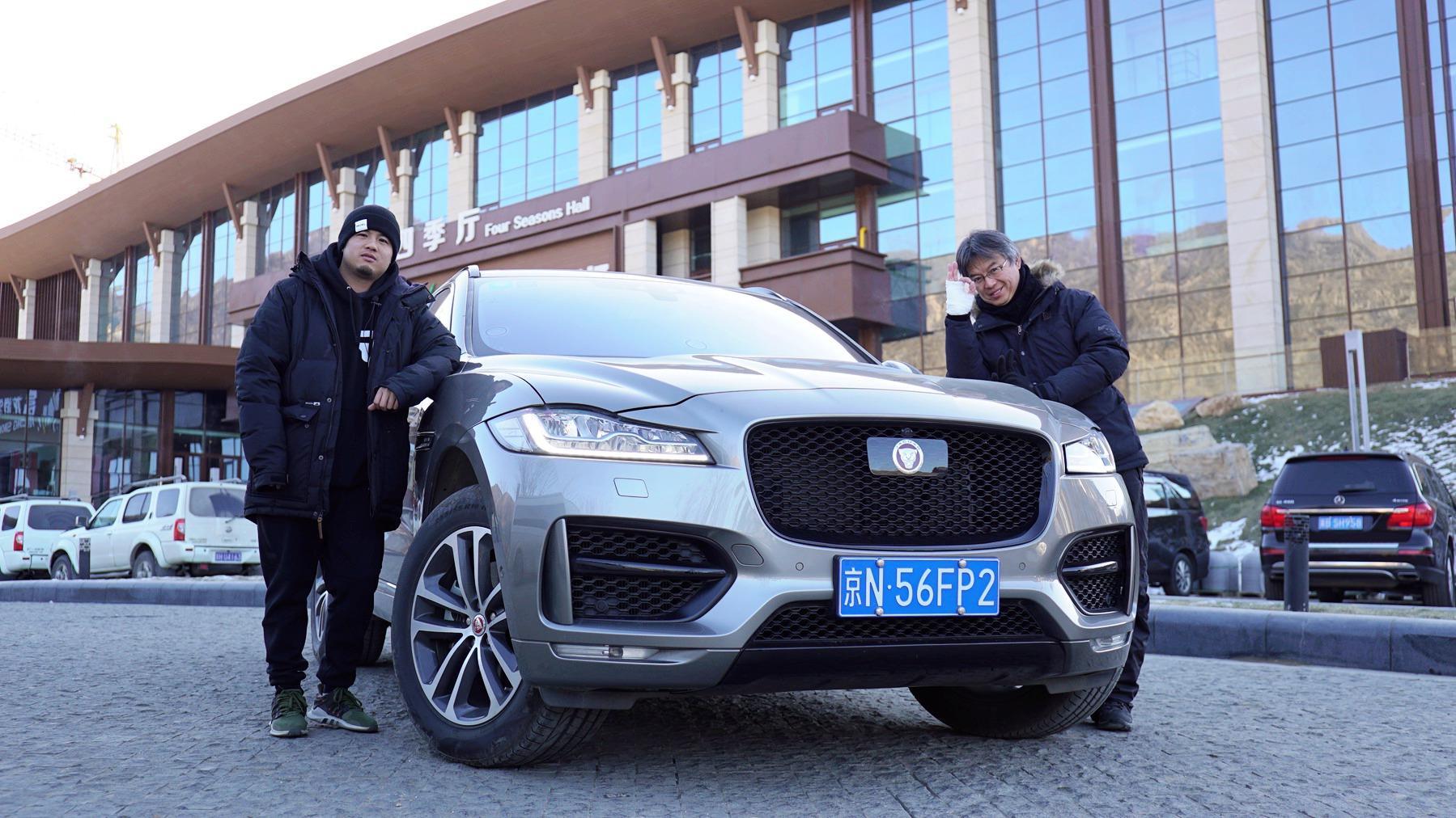《夏东评车》捷豹F-PACE:寻找玩SUV的情景