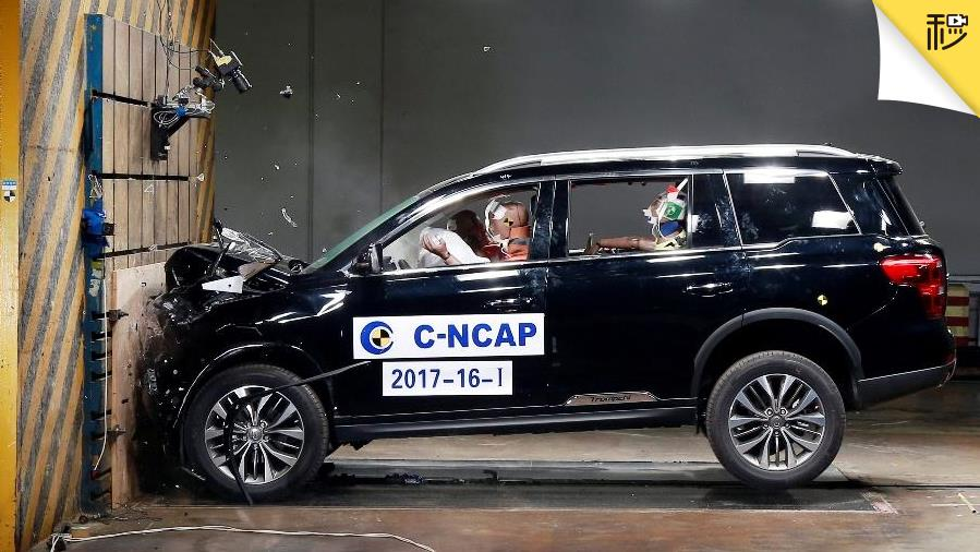 这6台SUV碰撞成绩都是五星 动力/配置也很赞