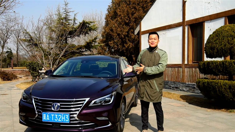 吴佩频道:作为家用车,睿骋CC或许会成为一匹黑马