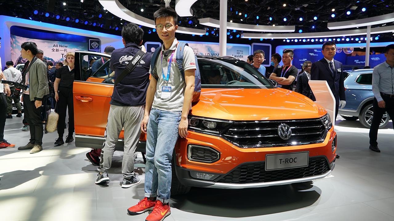 2018北京车展新车快评:大众T-ROC