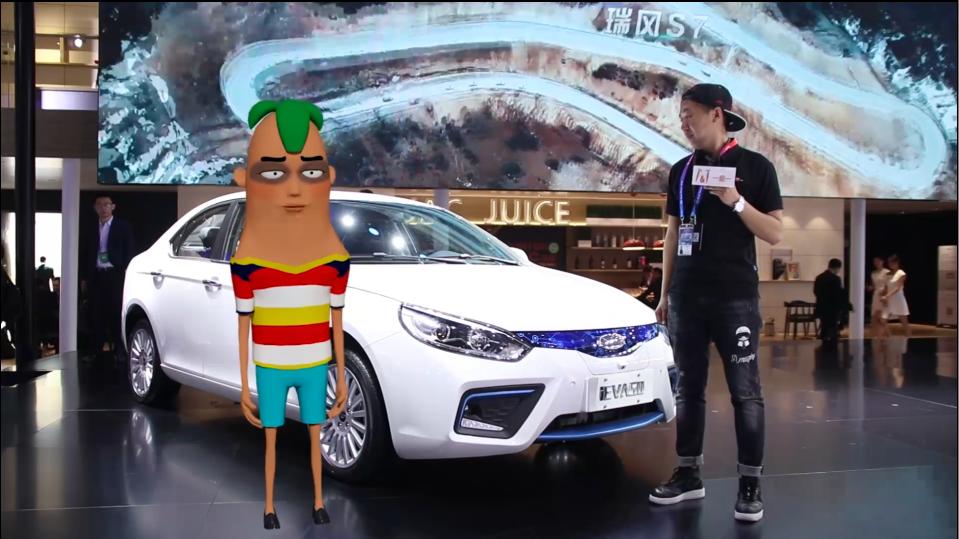 不容你小瞧!2018北京车展让你看最独特的车评人!