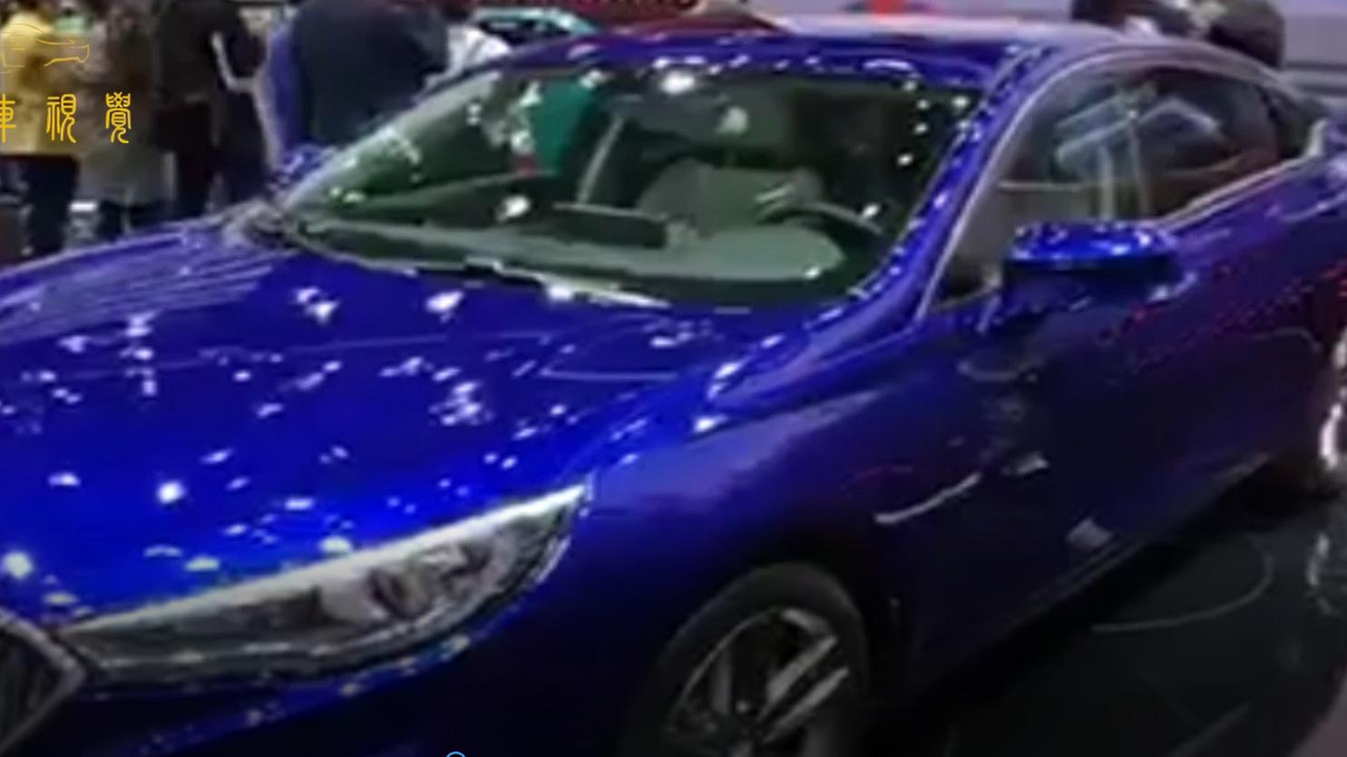 长4米93,轴距2米87,售价仅15万起,还是中国豪华车
