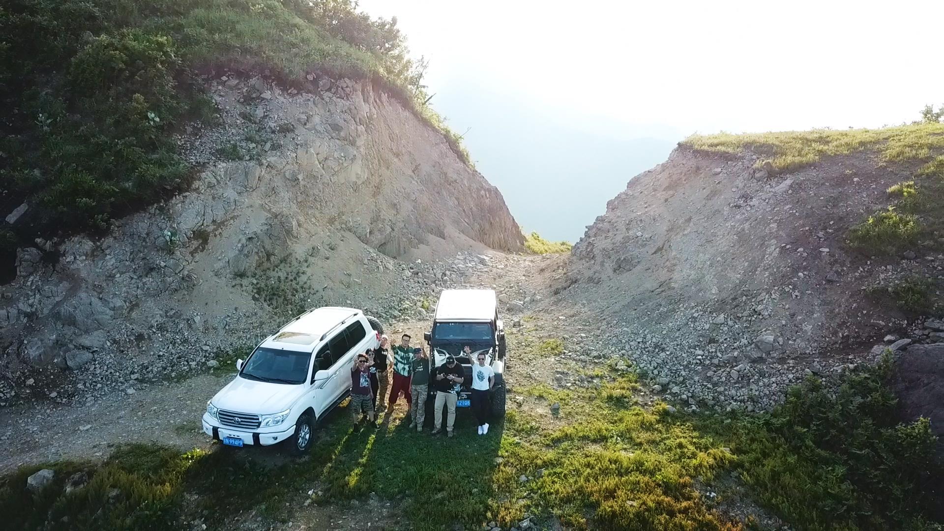 去野:感受山间的峻险,安徽宁国铁匠山穿越之旅
