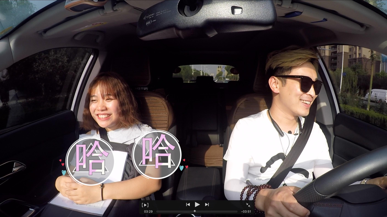 刘一试车,看到无助高考女孩,他的做法让大家点赞