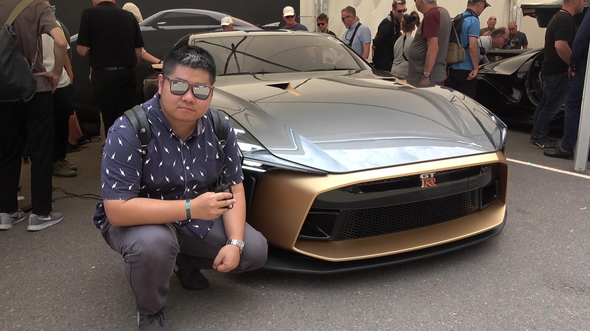 人民币700万元 最大输出710马力 日产GT-R50正式亮相