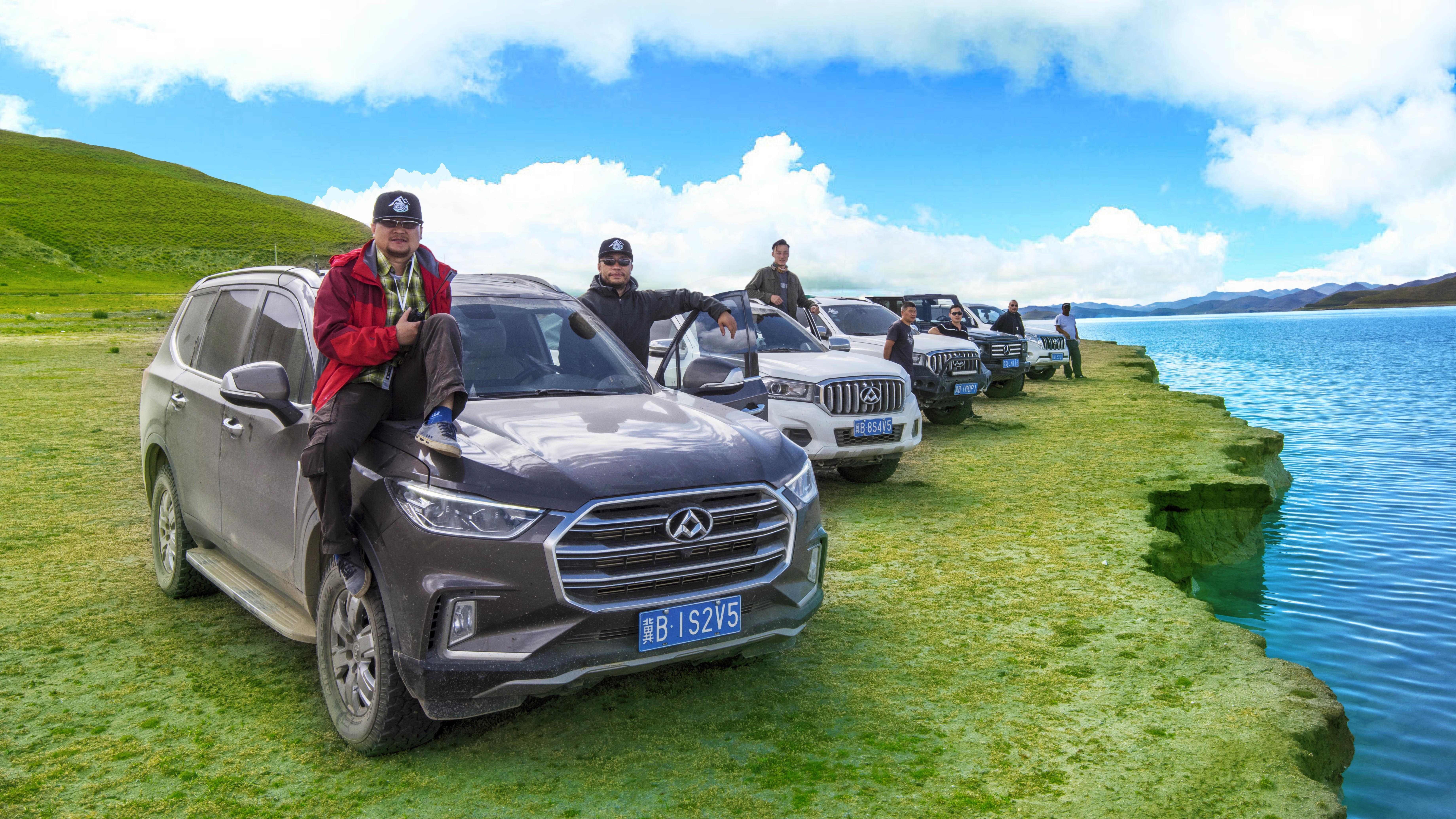 自驾进西藏选择这7条路线,带你穿越天堂般美景!