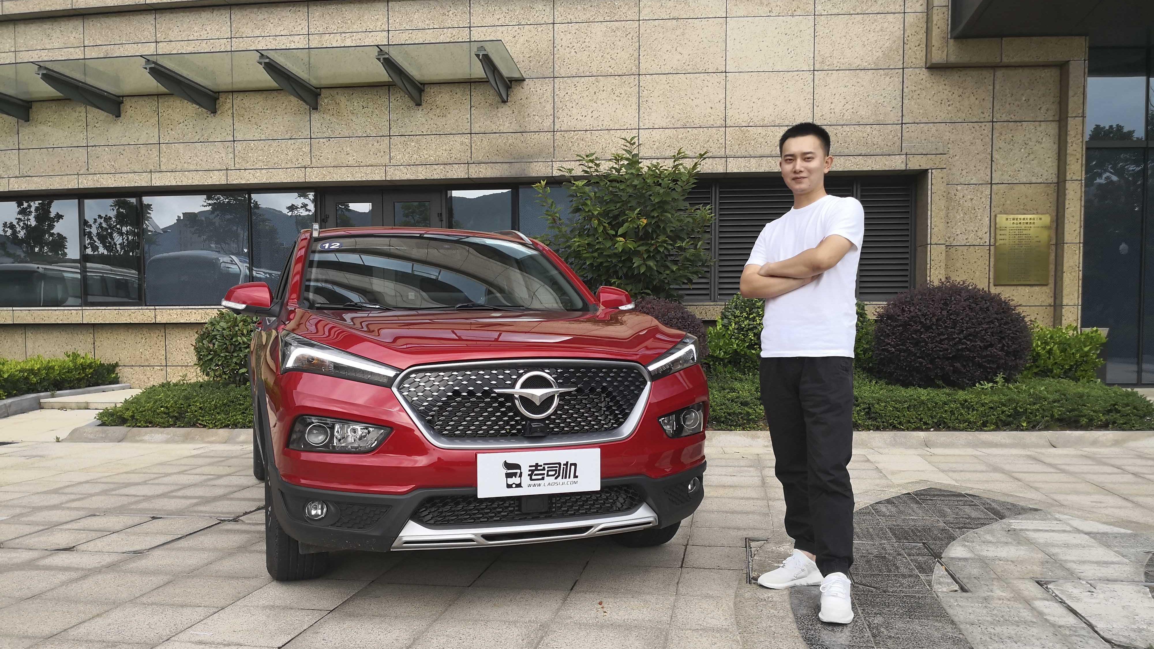 老司机试车:8万起售的国产SUV都配360全景影像了