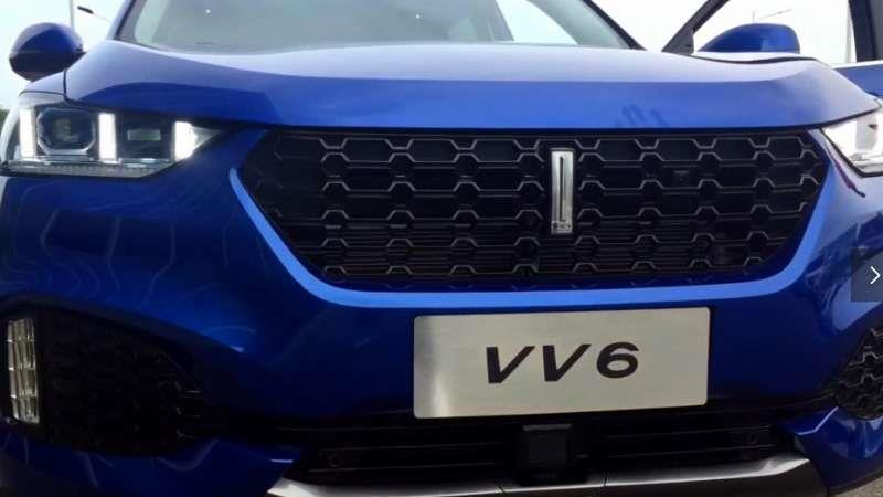 长城WEY为什么要在VV5和VV7之间再出一款VV6?  不会内