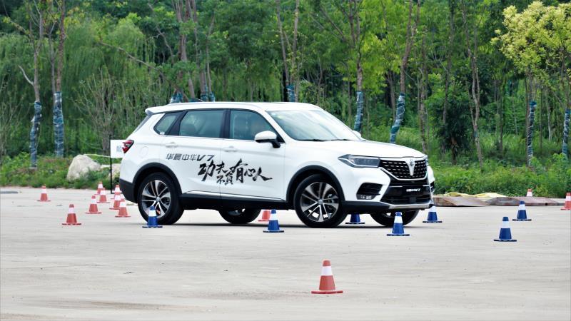 宝马品质重塑SUV新标准 试驾华晨中华V7