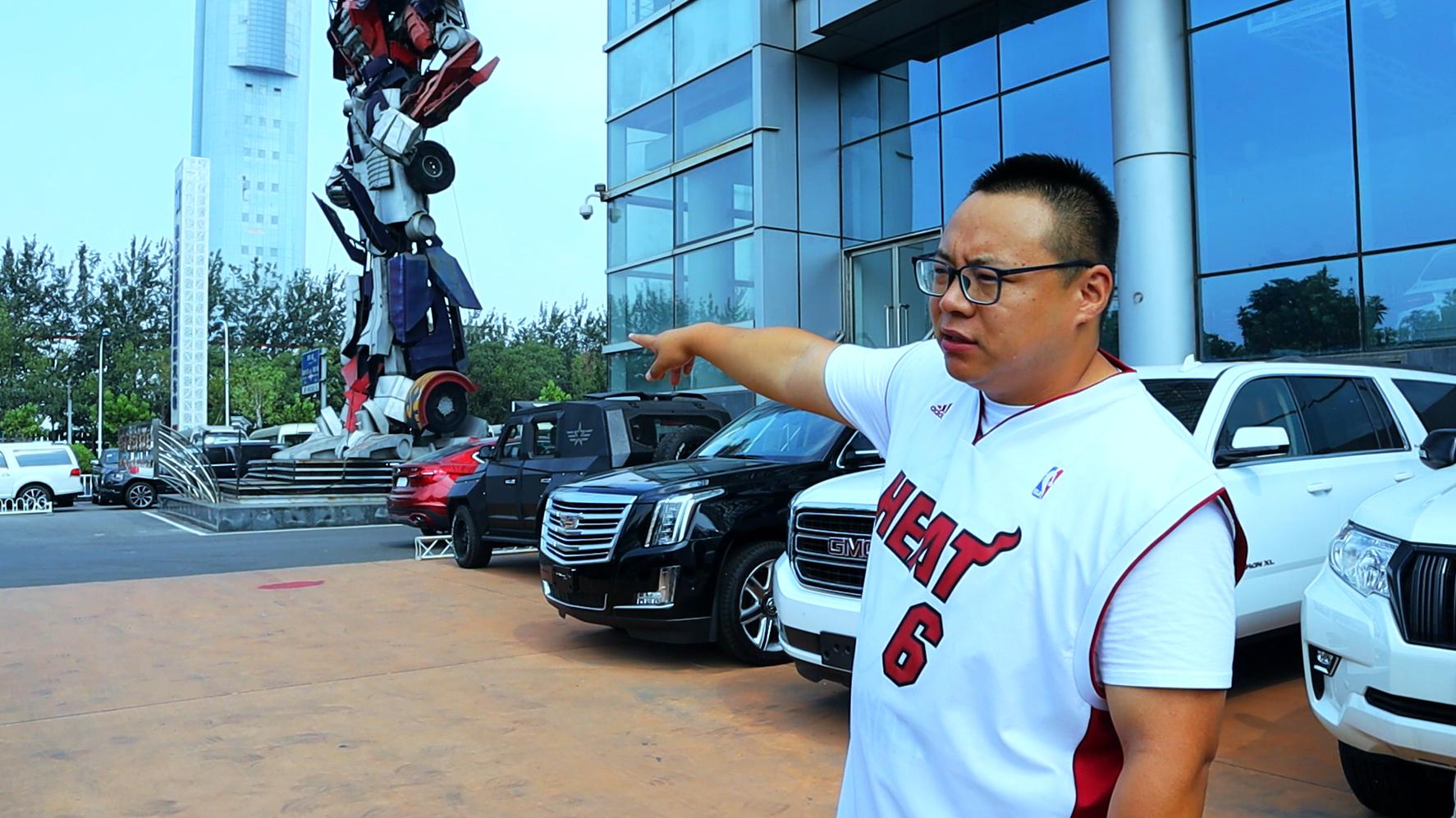 在遍地是豪车的天津港买车,应该注意哪些坑?