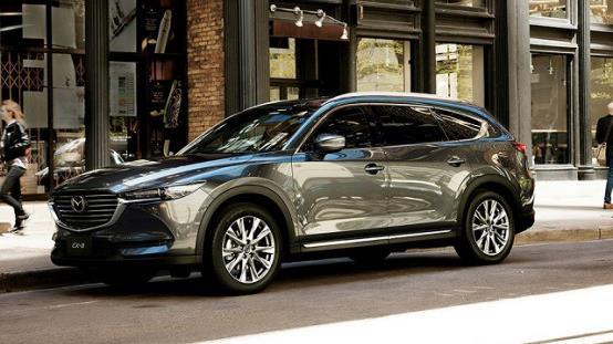 国产马自达CX-8将上市 最美7座SUV姗姗来迟