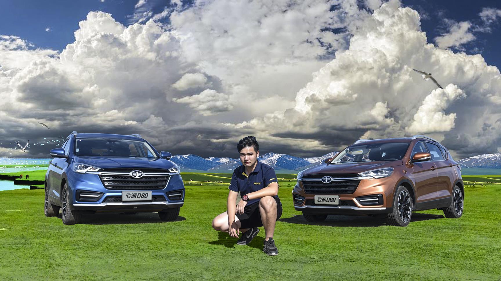 10万国产SUV穿越草原?作死出来后是啥样?