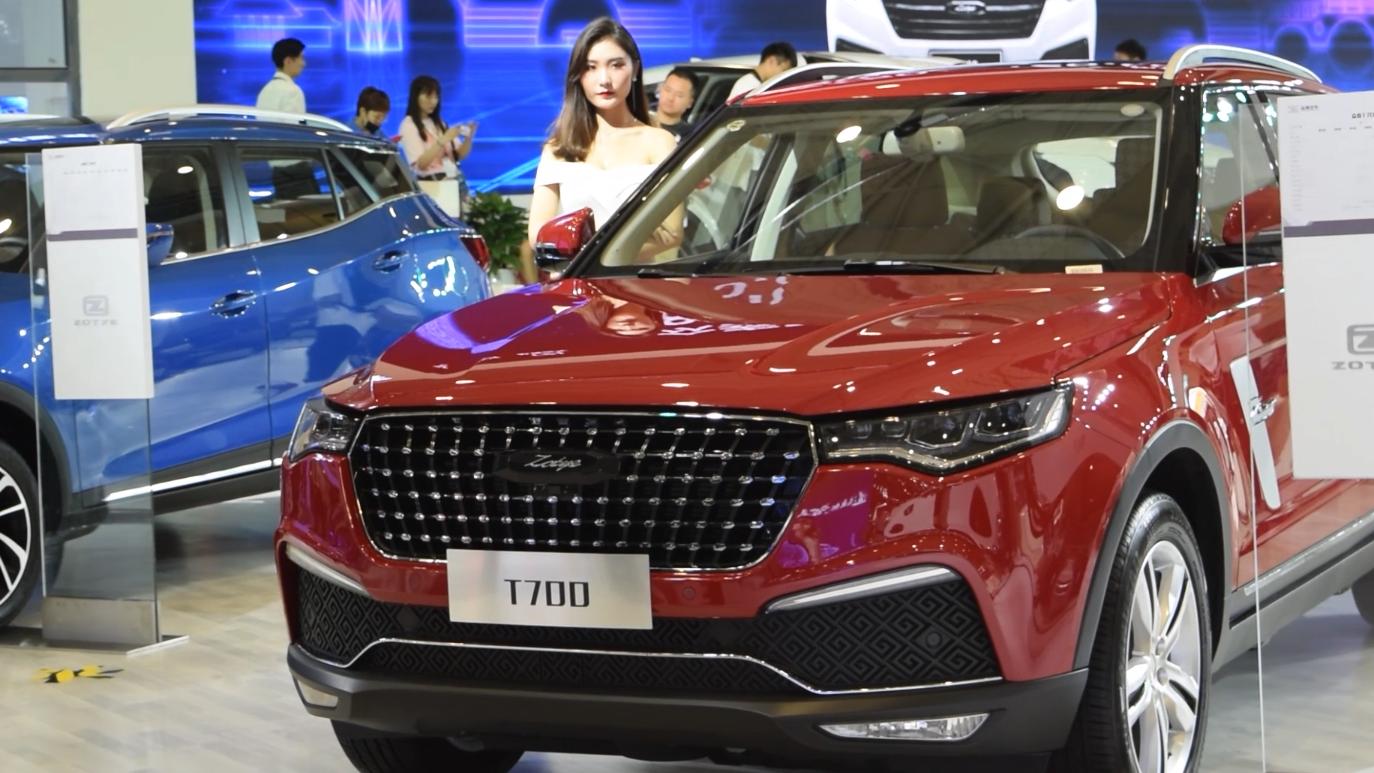 T500六座版开启预售 众泰汽车全面开启智美中国车时代