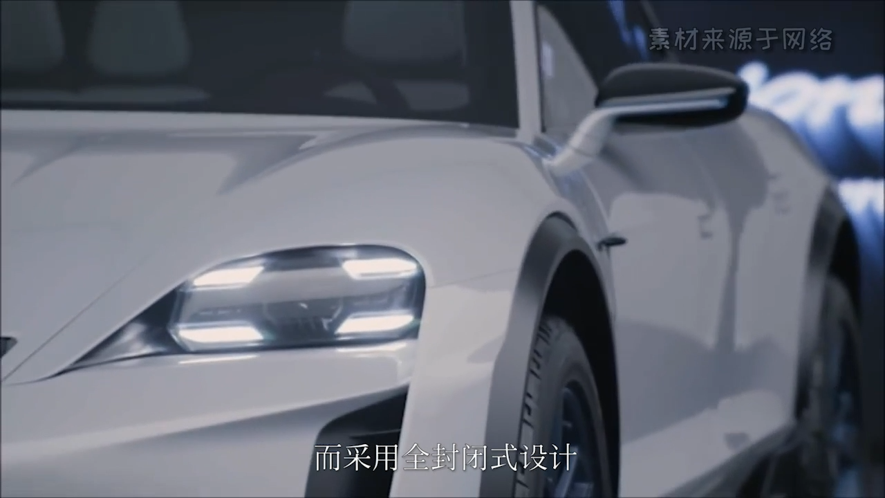 保时捷首款纯电动量产车来了,无实体按键内饰