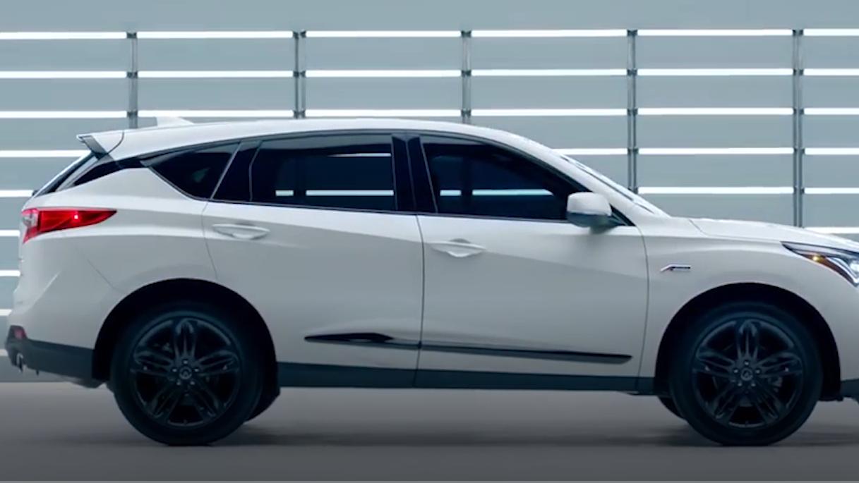 讴歌新车来袭,和思域相同动力,有望在广州车展上市