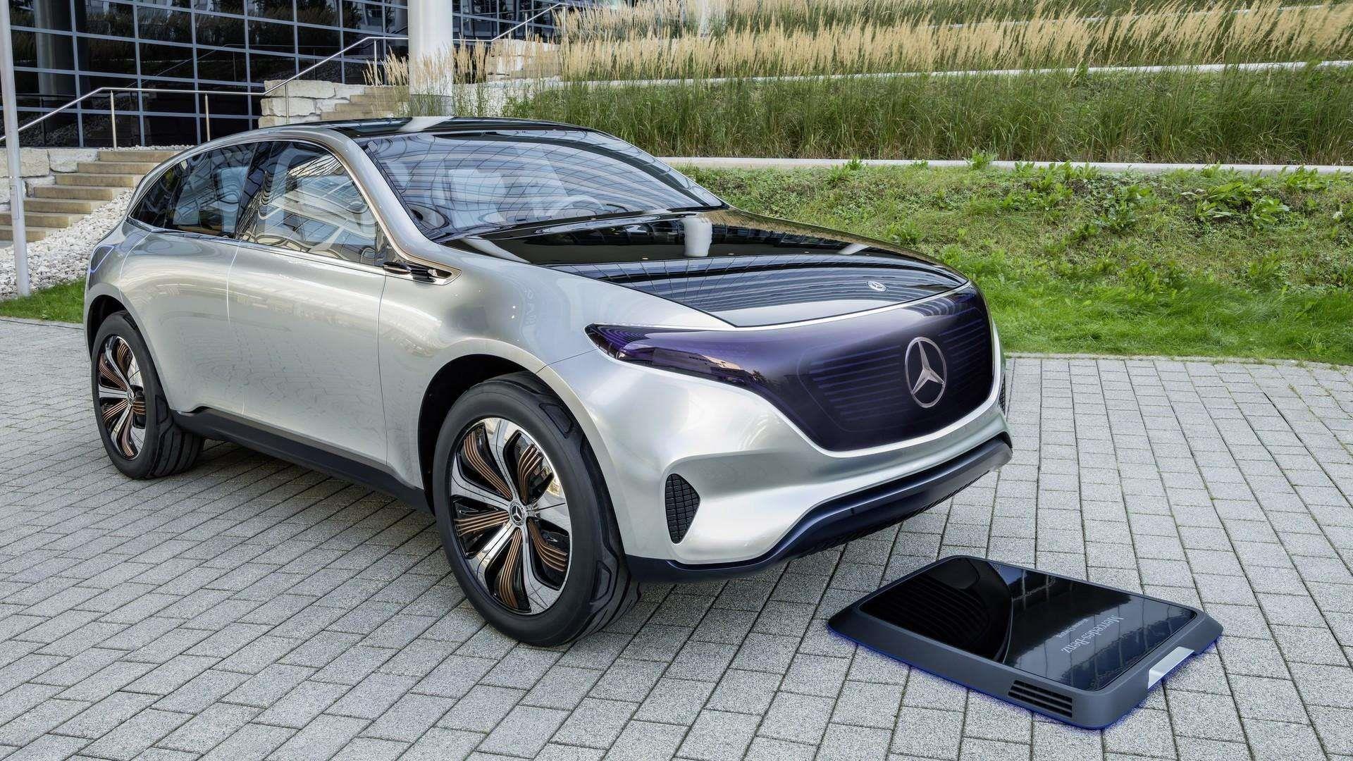 奔驰纯电动汽车EQC有前途吗?