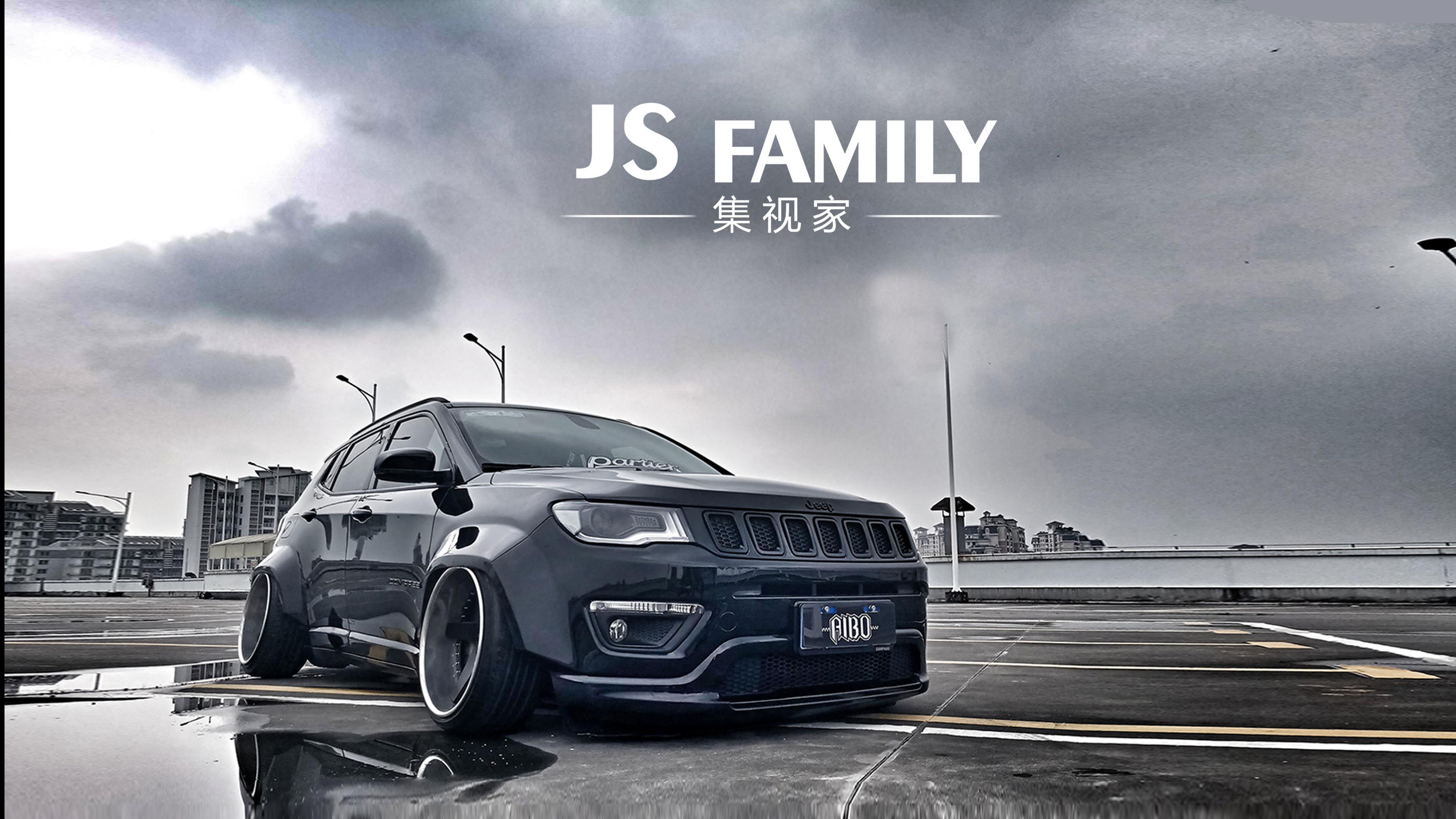 全国首台!作为SUV的Jeep指南者也能改装低趴