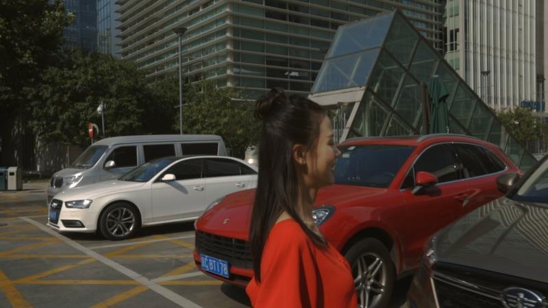 映璇汽车工作室 微电影《逢》先导片—我家的骏派D