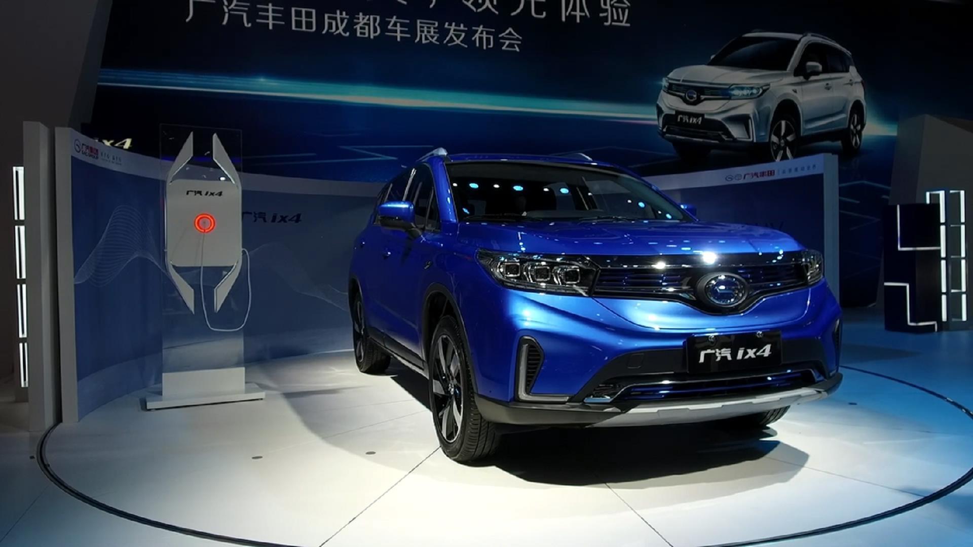 广汽丰田ix4玩转新能源积分政策的超高明手段