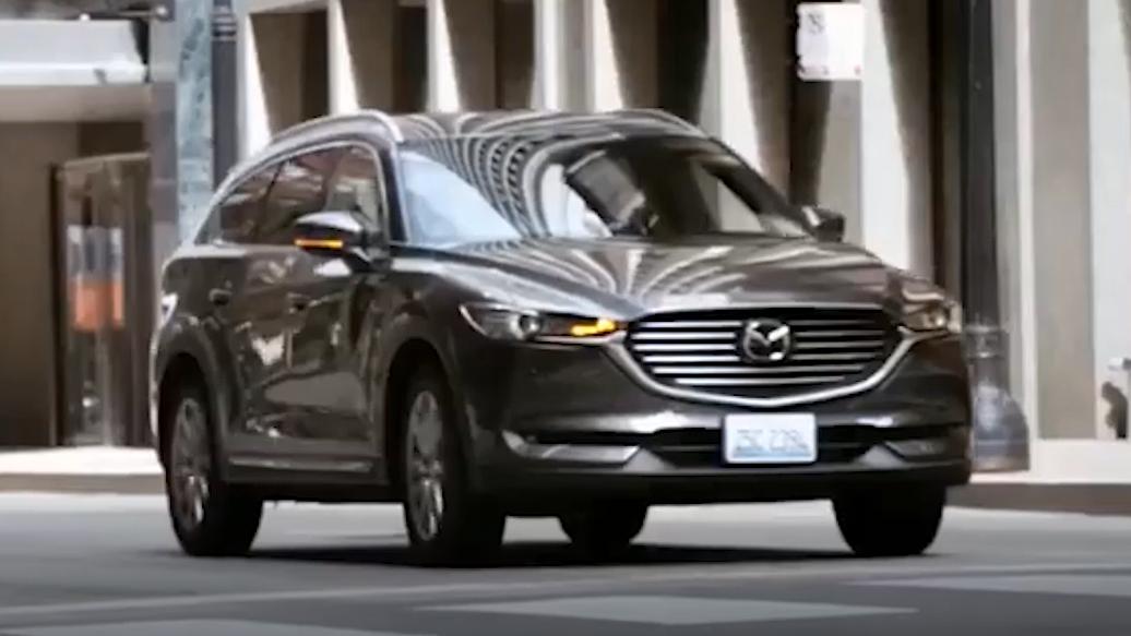 又一款7座日系SUV入华,有着更加运动的造型