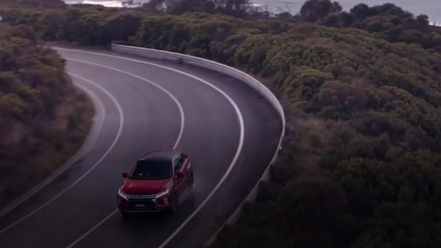 全新三菱SUV,亮相于成都车展,预计10月底下线销售