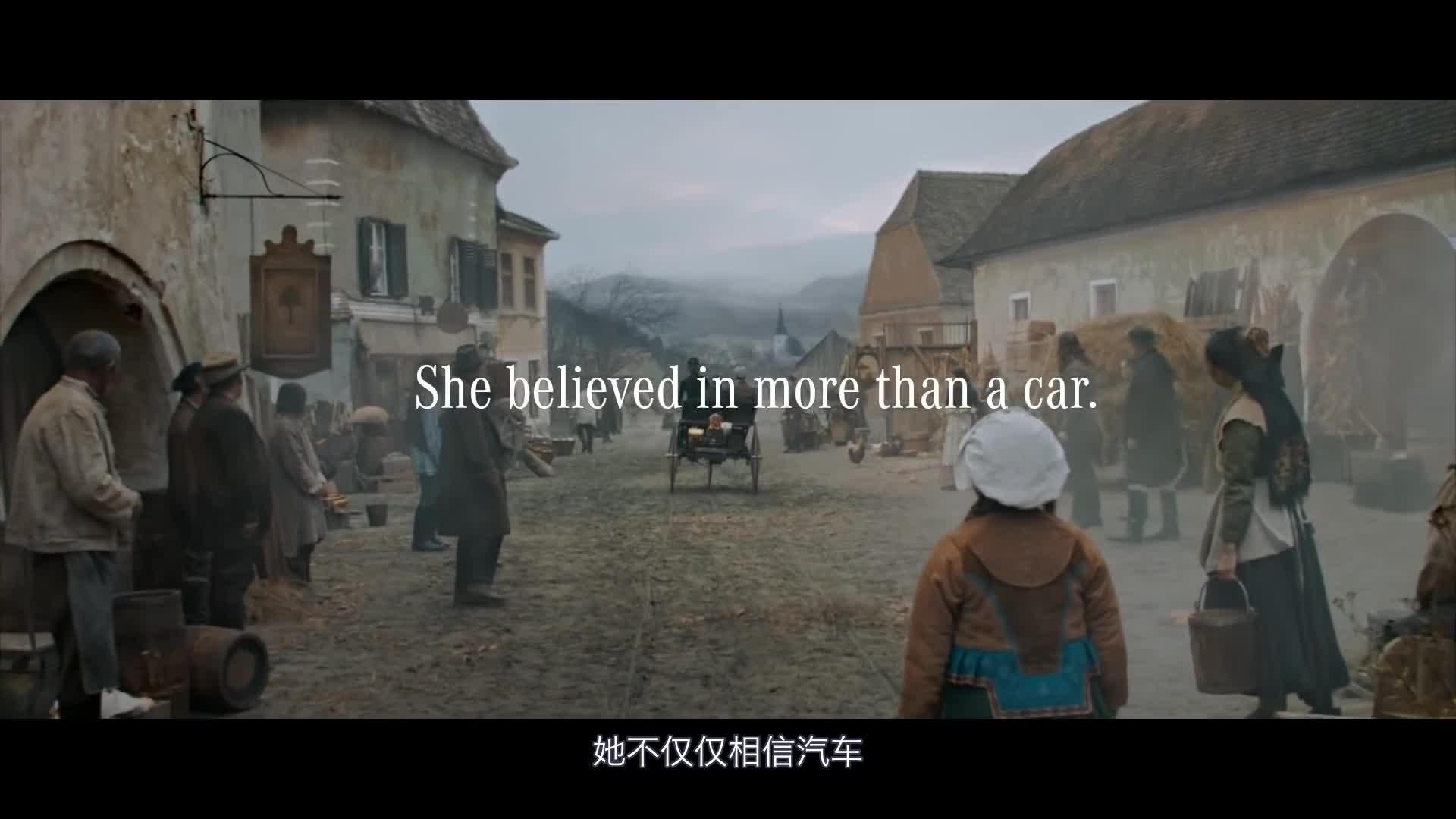 人类第一次汽车旅行是一位女性完成的!