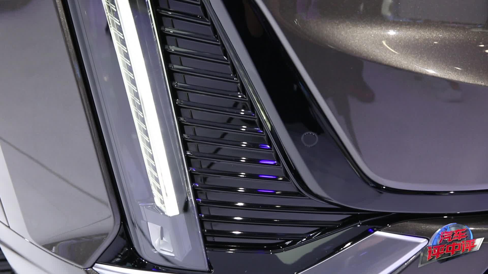 2019上海车展,凯迪拉克新推出SUV XT6,来看看它的新