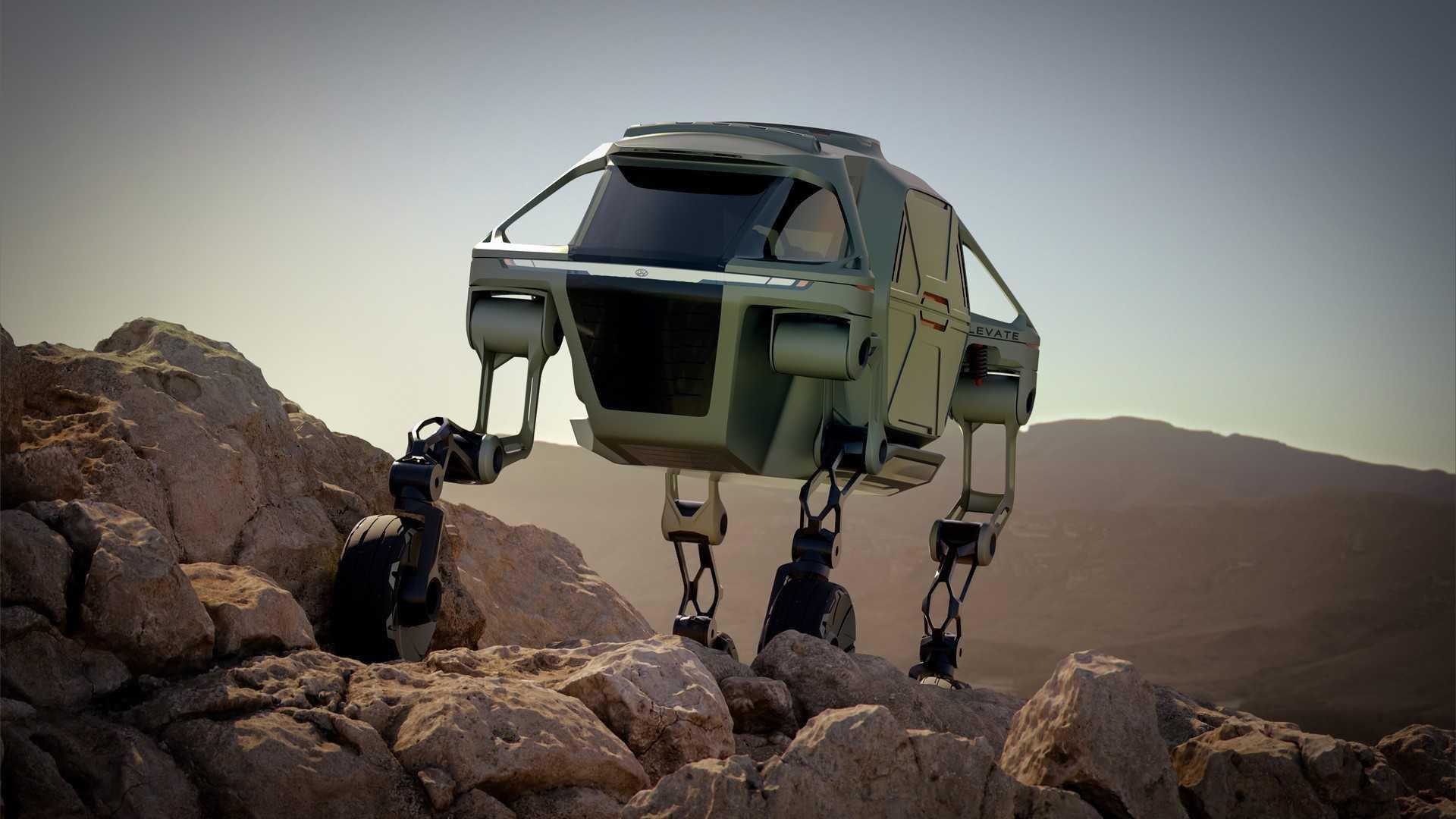 《CES专题》最难看的奇形怪状汽车