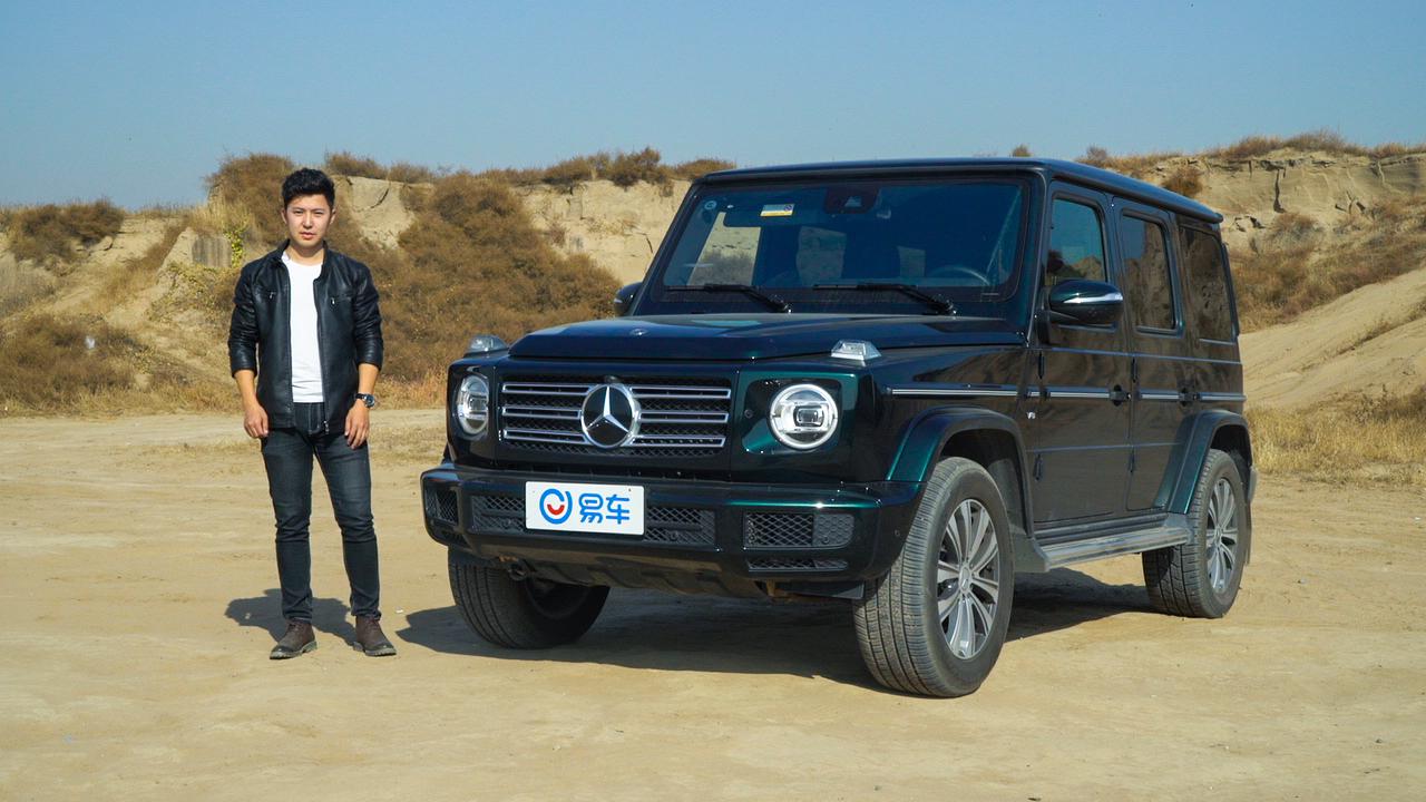 越野迷们最该感谢的竟是伊朗国王 瑞评奔驰G500