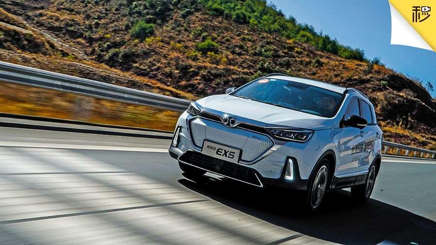 续航超400公里 北汽EX5是一款值得买的电动车吗?