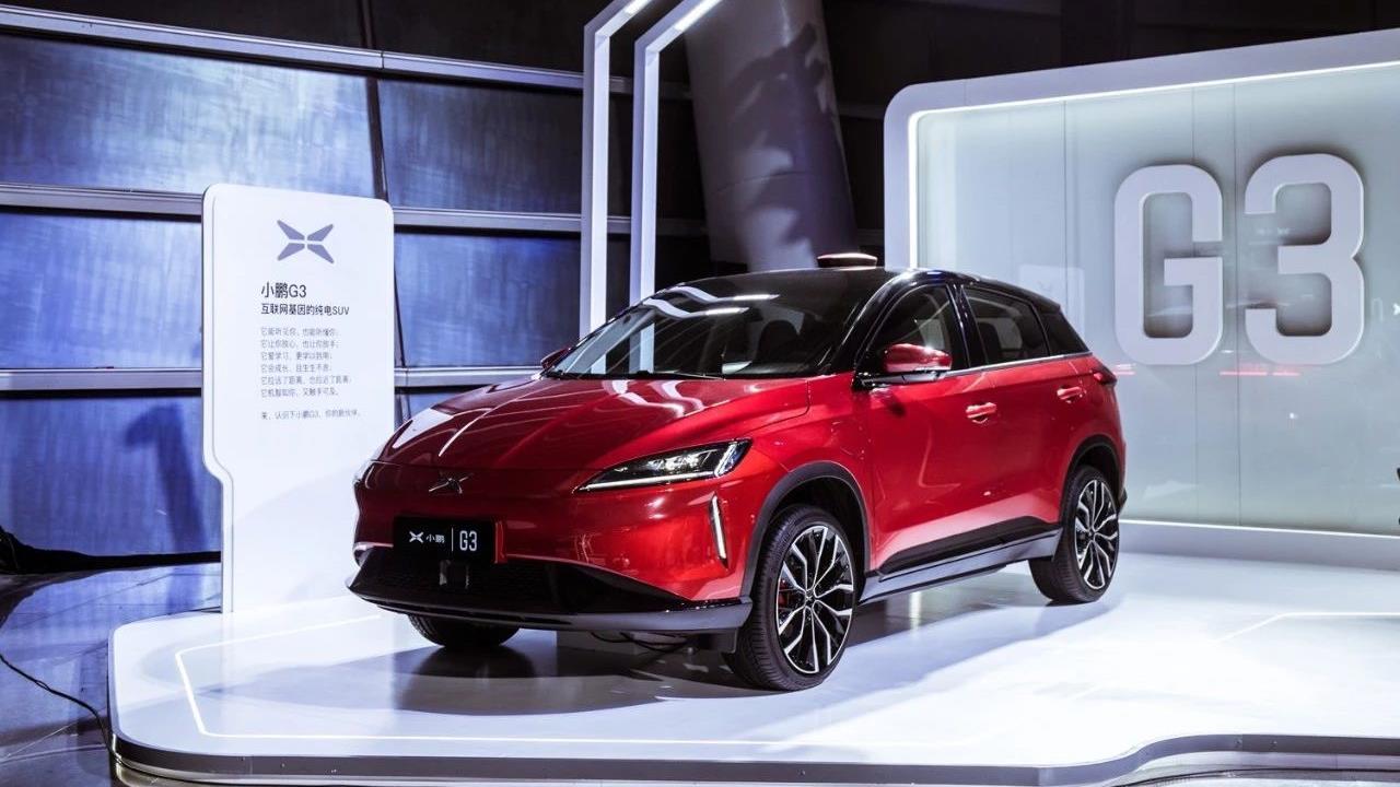 半个月订车过万台,小鹏G3会是新势力造车下股清流吗