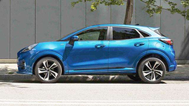 福特全新SUV来了,外观比缤智好看,车名很有意思