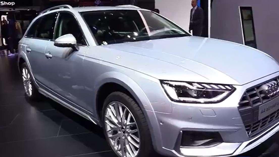 外观升级,轻混系统,一起看看2020款A4 Allroad Quattro