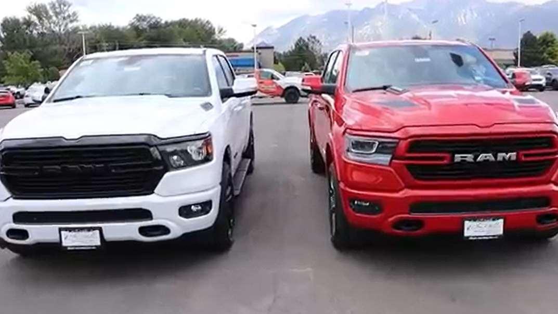 20款Ram 1500 Laramie 和20款Ram 1500 Big Horn究竟有什么区别?
