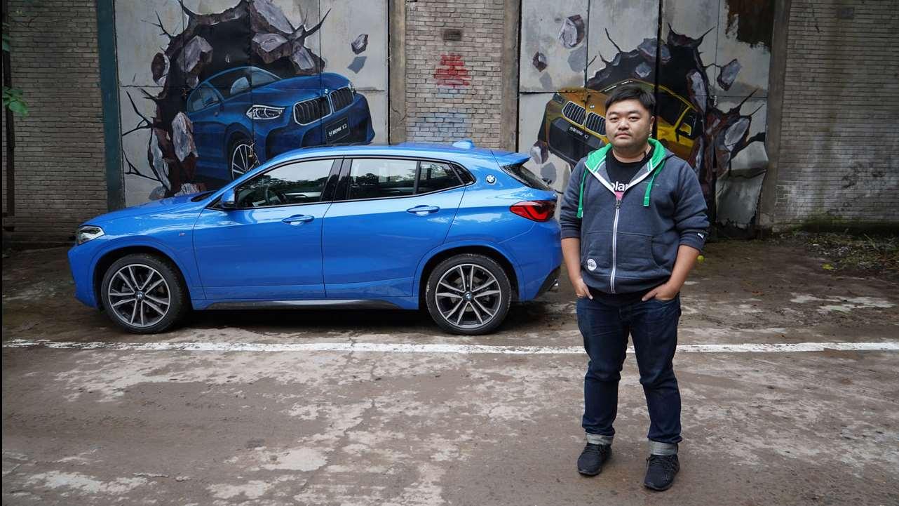 个性跨界SUV的市场都在城市吗?山城试驾BMW X2