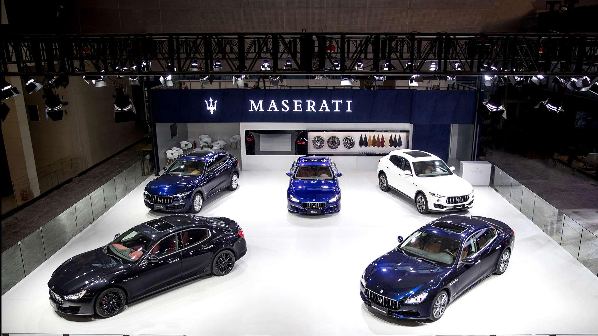 2019广州车展 | 玛莎拉蒂全球限量版及全系车型亮相