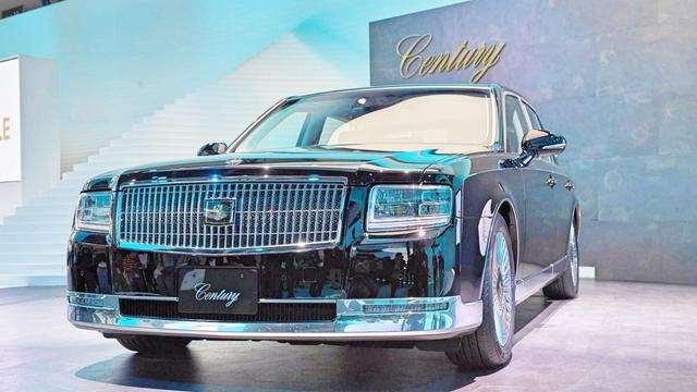 丰田最贵的车型,劳斯莱斯都惹不起,遇到这款车请绕道走