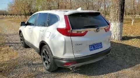 新车抢鲜看:本田CR-V尾灯设计,造型前卫,辨识度高