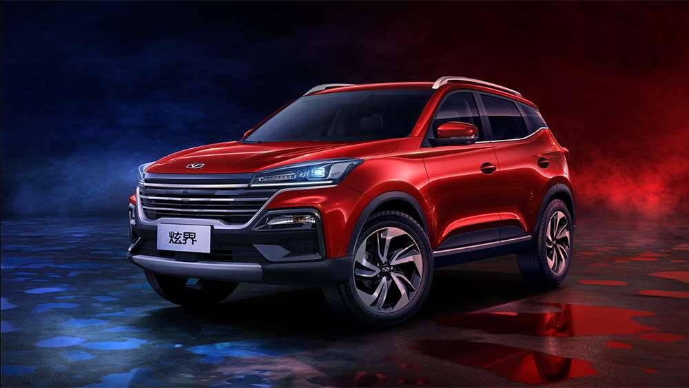 凯翼宜宾智慧工厂竣工投产 首款SUV炫界正式下线