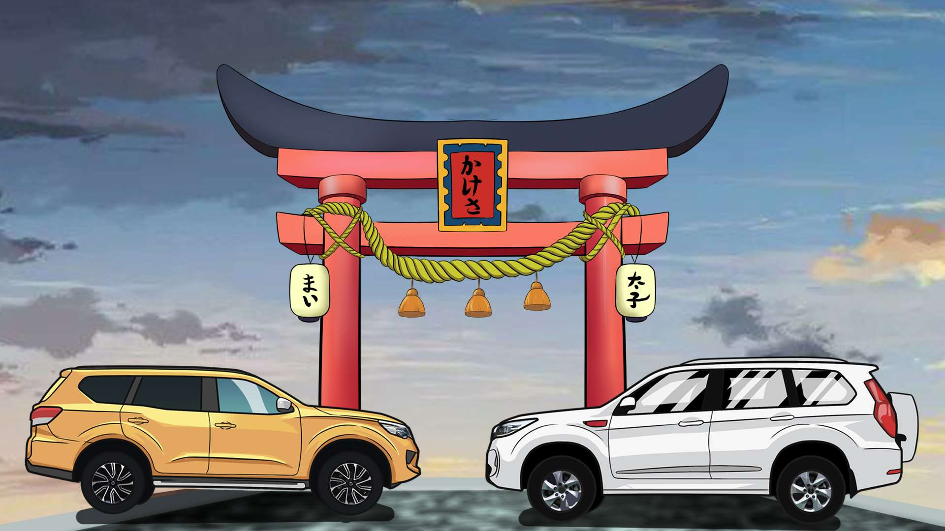 哈弗H9 PK日产途达, 谁才是20来万越野SUV的佼佼者?