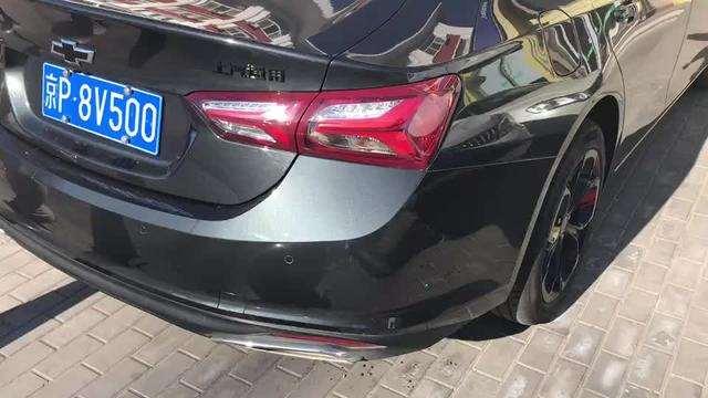 抢鲜看:迈锐宝XL Redline尾灯设计,辨识度较高,柔顺性待提高