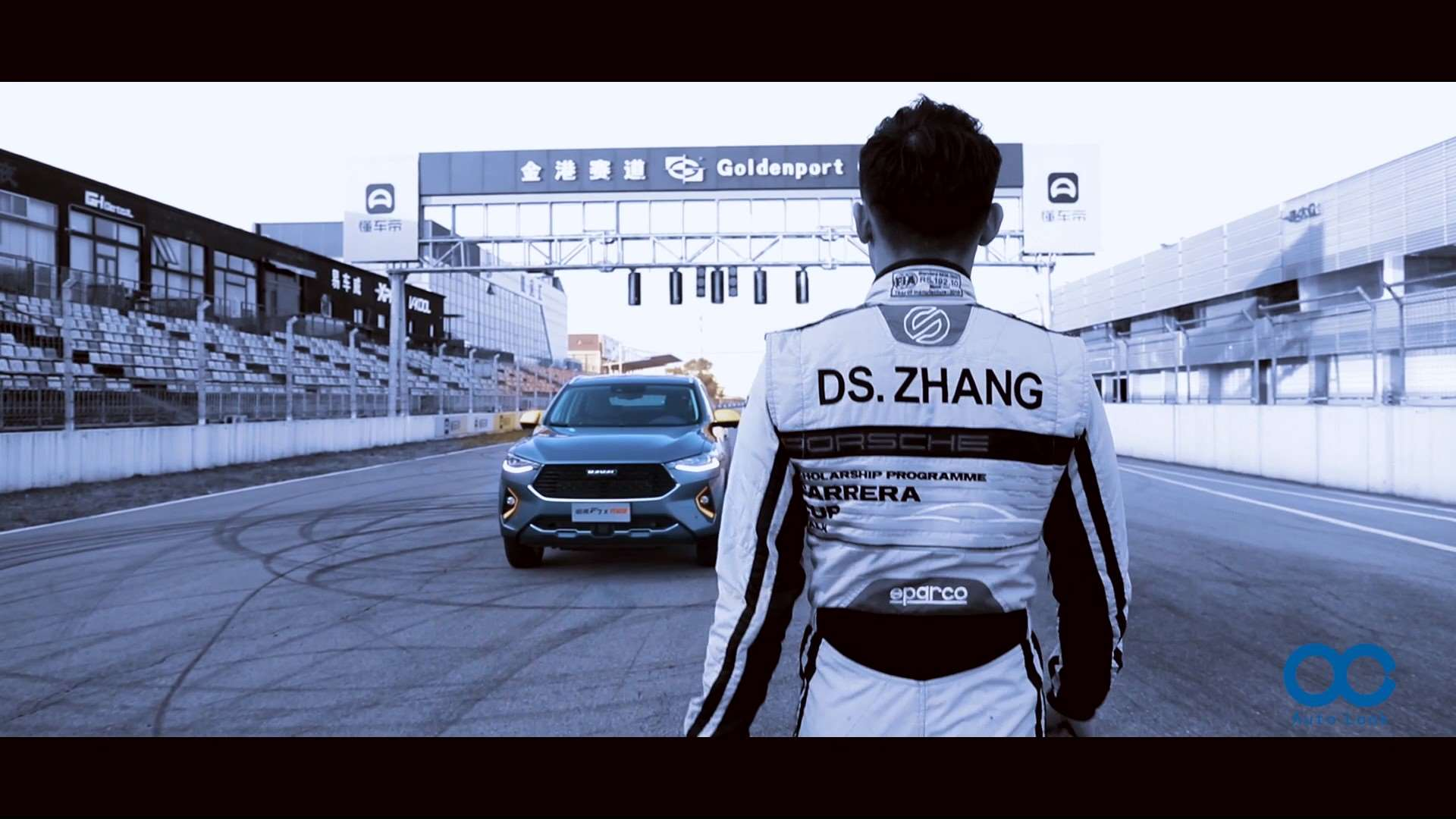 1分29!哈弗F7x性能版挑战北京金港赛道