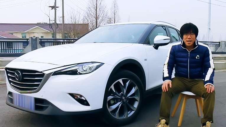 15万SUV选车经,马自达CX-4,二手市场为何买不到?