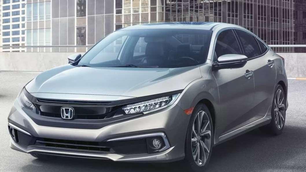 思域销量大涨45.7% 新款车型今年中旬将上市