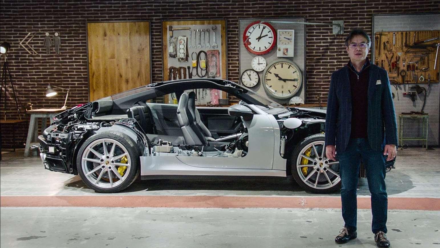 《夏东评车》新一代911如何继续神乎其技?拆开看!