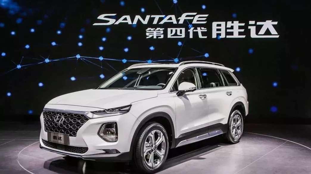 北京现代新车密集投放期 第四代胜达展现三大黑科技