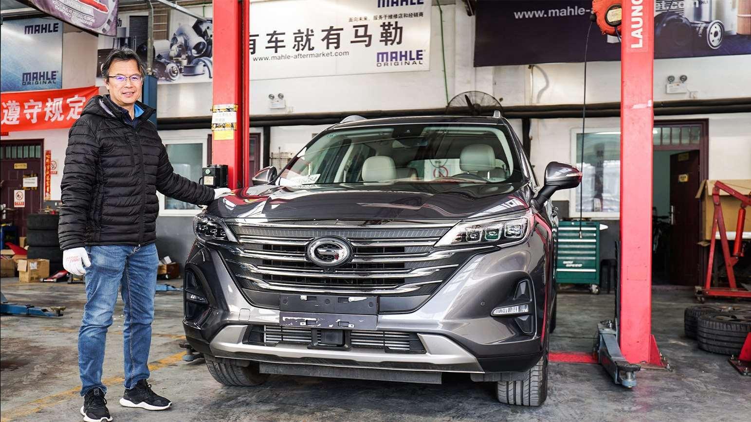 """传祺GS5:看看勇闯欧美汽车大秀的中国新锐的""""底气"""""""