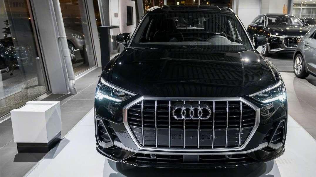 奧迪今年4款SUV國內開賣 全新Q3預計25萬元起售